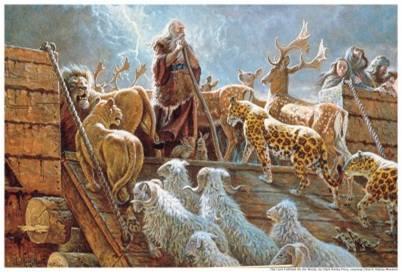 E Se Um Mórmon Tivesse Escrito o Filme Noé?