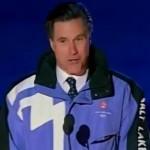 Mitt Romney Olimpiadas