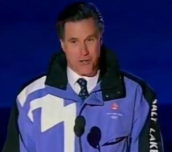 Romney e a Comunidade LGBT nos Jogos de 2002
