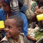 Ajuda humanitária - finanças em prol de outros