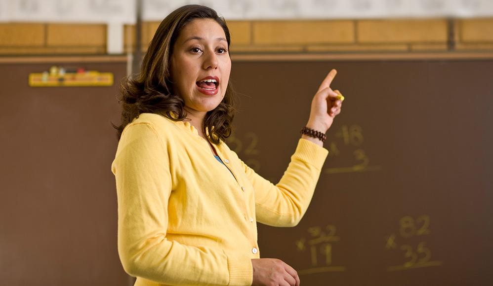 Duas coisas que vão ajudá-lo a ser um professor melhor
