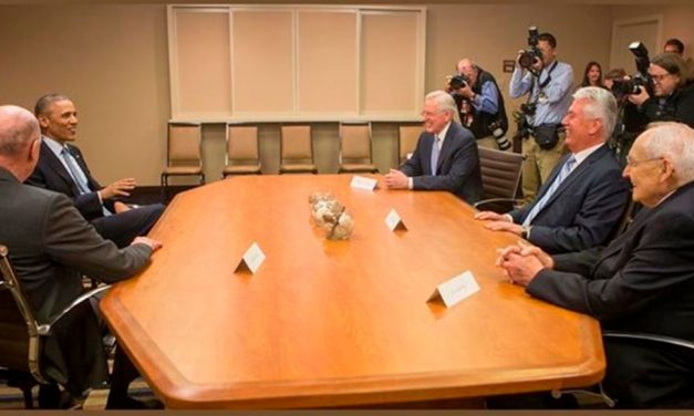 Presidente Obama se Encontra com Lideres da Igreja em SLC