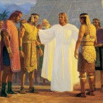 Jesus Cristo chamando apóstolos nas américas