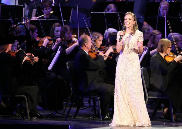 Artista da Broadway Une-se ao Coro do Tabernáculo no Concerto do Dia dos Pioneiros