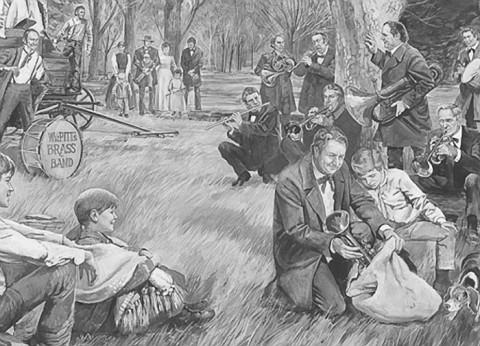 Pioneiros mórmons