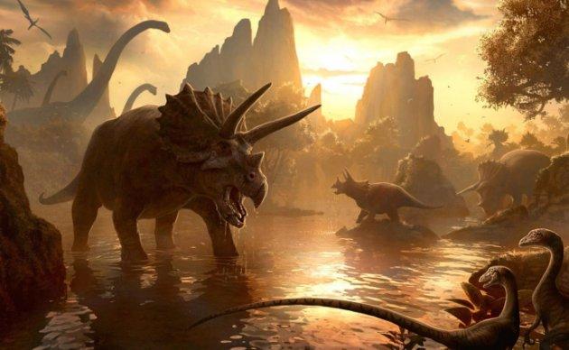 Dinossauros no Plano de Salvação
