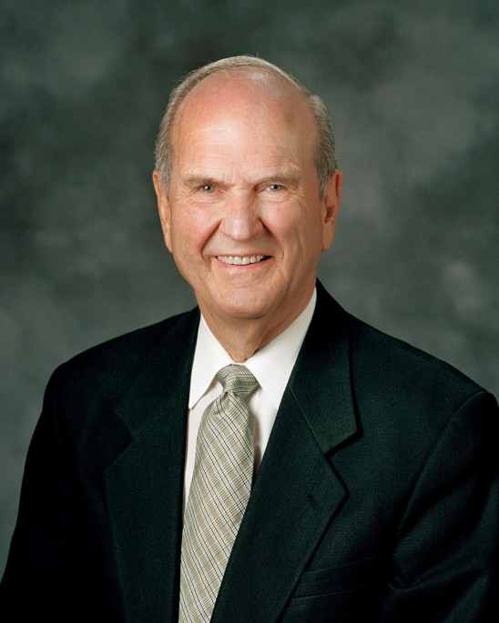 Apóstolo Mórmon Russell M. Nelson