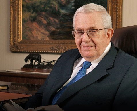Presidente Boyd K. Packer (1924–2015)