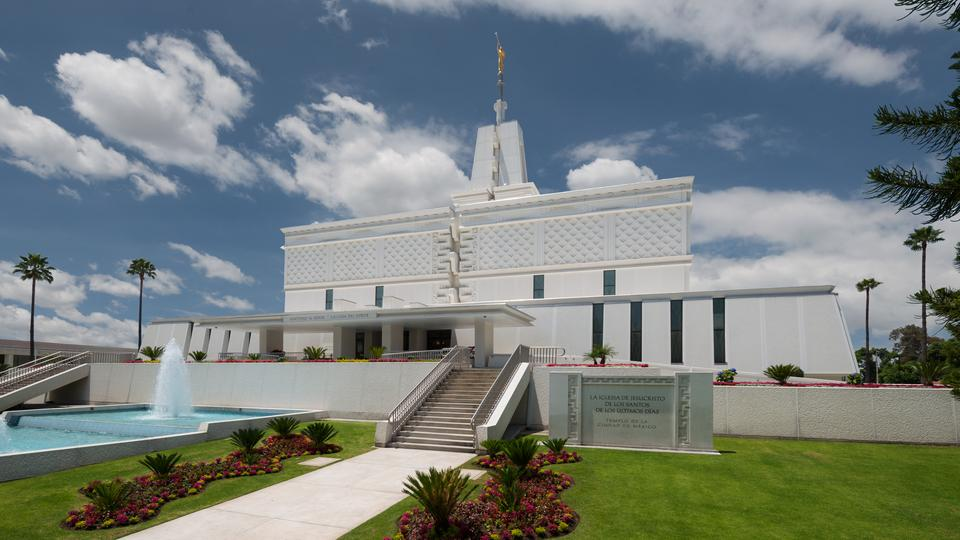 Liberadas Imagens do Renovado Templo da Cidade do México