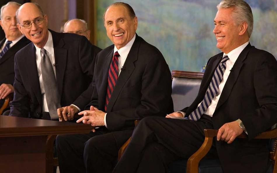9 razões pelas quais os mórmons são bons homens de negócios