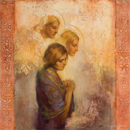 Um Estudo dos Ensinamentos Históricos Sobre a Mãe Celestial