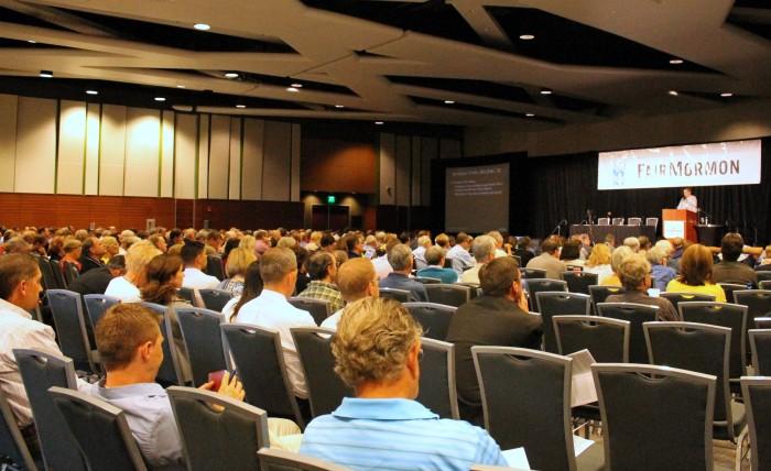 Conferência Anual da FairMormon Reúne Estudiosos de Diversas Áreas
