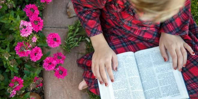 10 bênçãos do estudo das escrituras