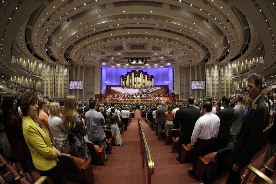 Sucessão Apostólica na Igreja Mórmon