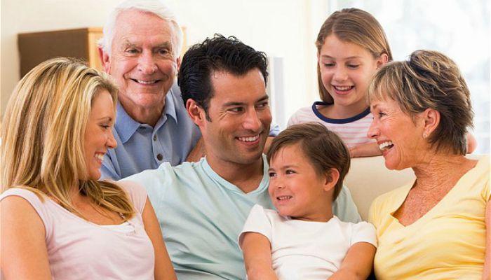 Os Mórmons Adoram a Família?