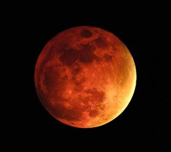 """A """"lua de sangue"""" é um sinal da Segunda Vinda?"""