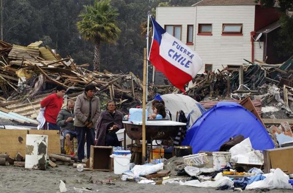 Missionários Mórmons Seguros Após Terremoto no Chile