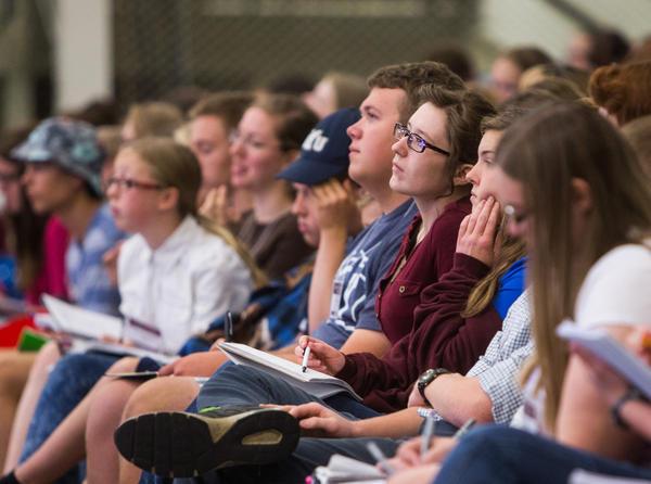 """Semana de Educação da BYU – """"Vinde à Casa do Senhor"""""""