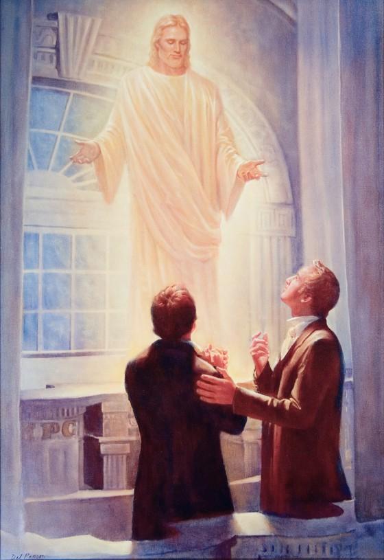 O que significa testemunho especial de Cristo?