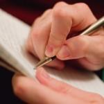 Como escrever em diário