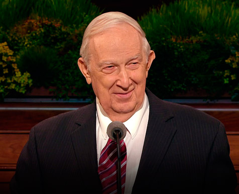 Funeral do Elder Richard G. Scott será transmitido ao vivo