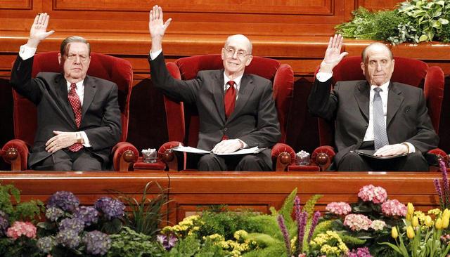 Como Ocorreu o Chamado de 21 Apóstolos e Profetas