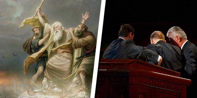 5 Líderes da Igreja Antiga e Moderna Servindo na Fraqueza