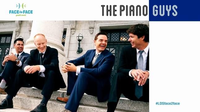 Como foi o Programa Cara a Cara com os Piano Guys?