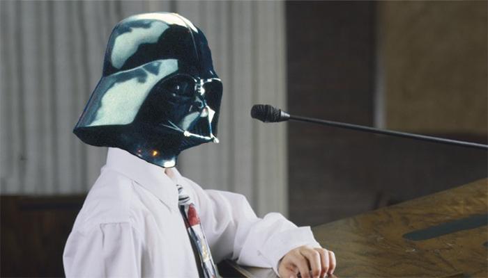 Guia do Darth Vader para Fazer Discursos na Sacramental