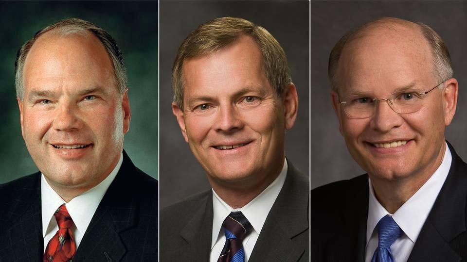 Três novos Apóstolos foram chamados por Deus !