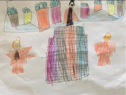 Crianças Afirmam Ter Visto Anjos Sustentaram o Pres. Monson Durante a Conferência