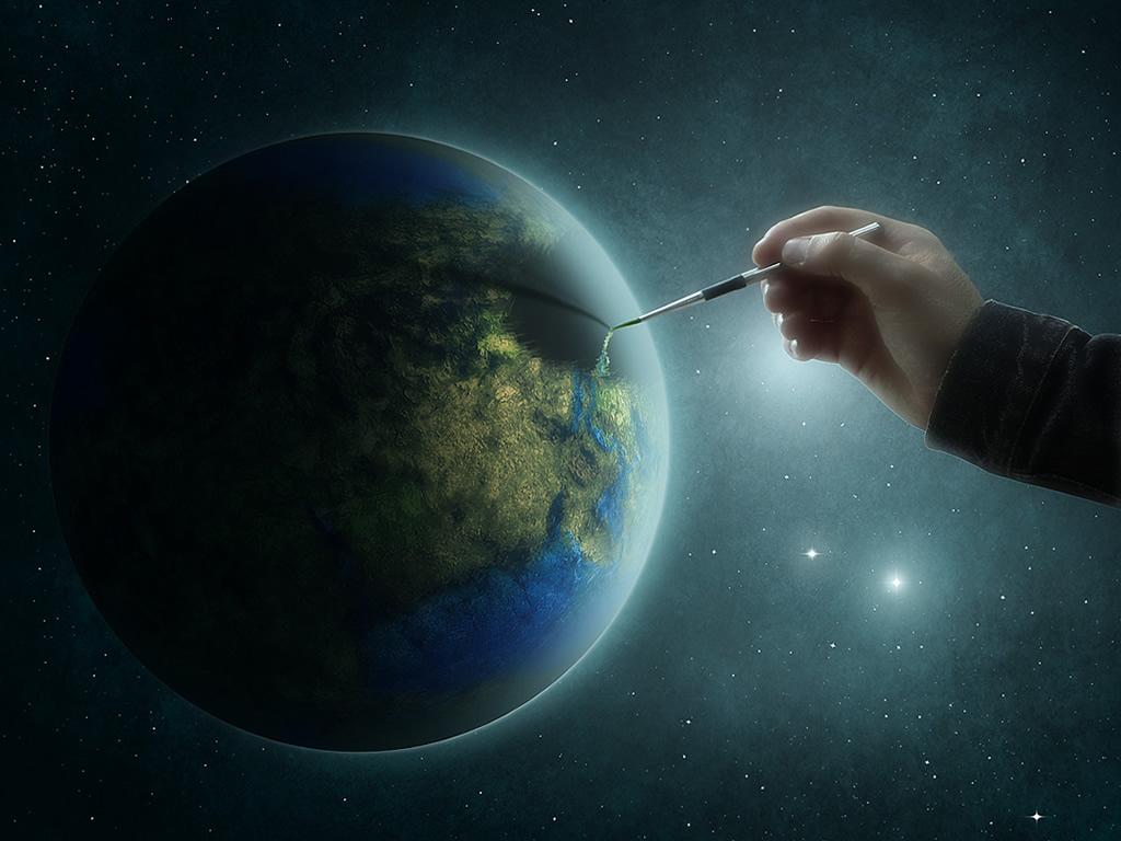 Análise #1 – A Criação da Terra