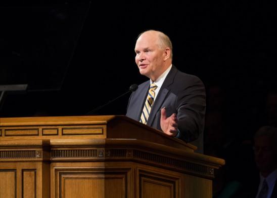 Conheça o novo Apóstolo: Dale G. Renlund