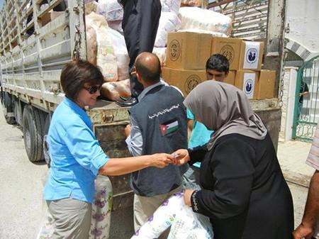 Caridades SUD Doa Milhões de Dólares ao Esforço Humanitário Para Refugiados Sírios