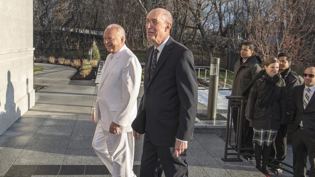 Templo de Montreal Abre Após Rededicação