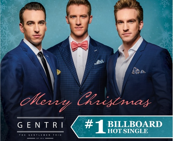 Trio SUD GENTRI Alcança o 1º lugar na Billboard's Hot Single Chart