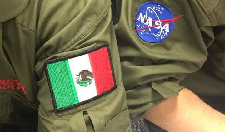 Mórmon Mexicano Ganha Concurso da NASA