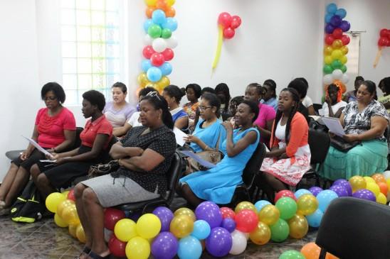 A Excelência das Moças Em Luanda, Angola