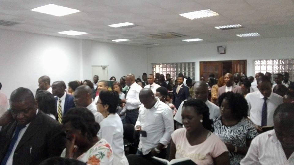 Conferência em Luanda com participação de Autoridades Gerais via Satélite