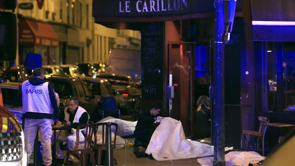 Missionários estão a salvo após atentado em Paris