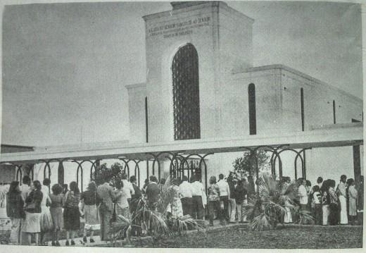 Histórias da Construção do Templo de São Paulo