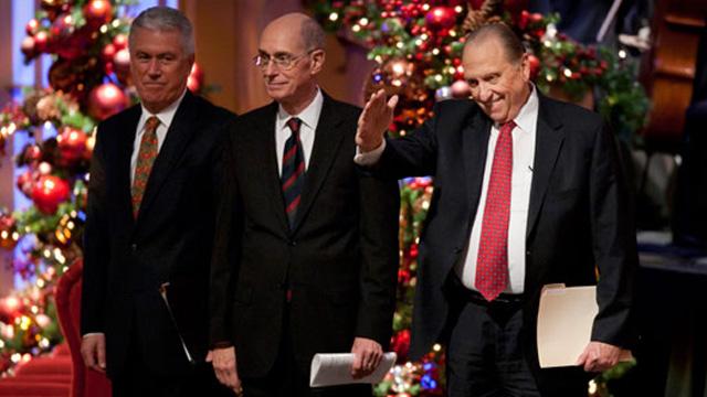 O que os Líderes da Igreja Mórmon Ensinam Sobre o Natal?