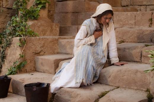 Maria, a escolhida de Deus
