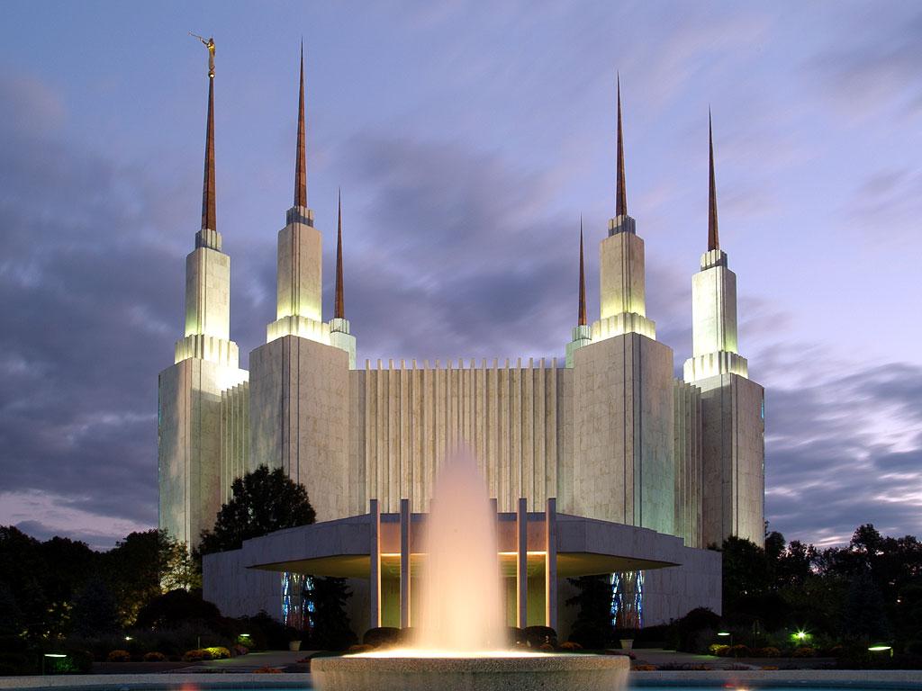 Todos os Templos Mórmons São Iguais?