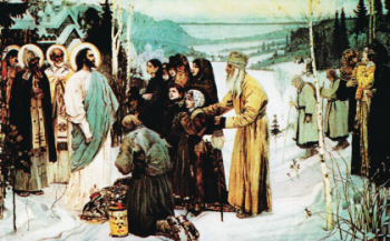 Jesus Visitou a Rússia Depois de Sua Ressurreição?