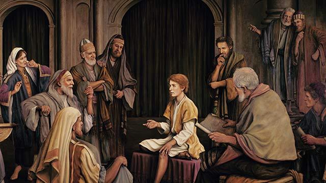 O Exemplo de Cristo em Sua Juventude