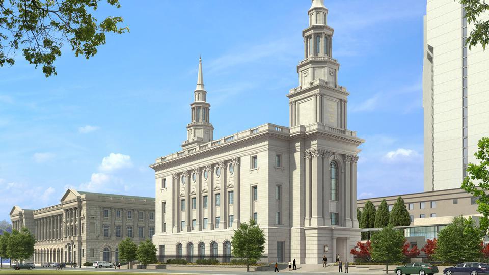 Primeira Presidência Anuncia a Dedicação de 3 Templos