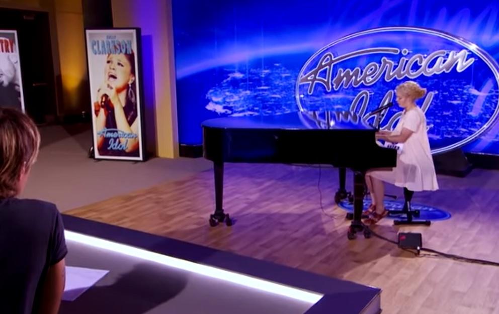 Cantora do EFY Impressiona em Audição do American Idols