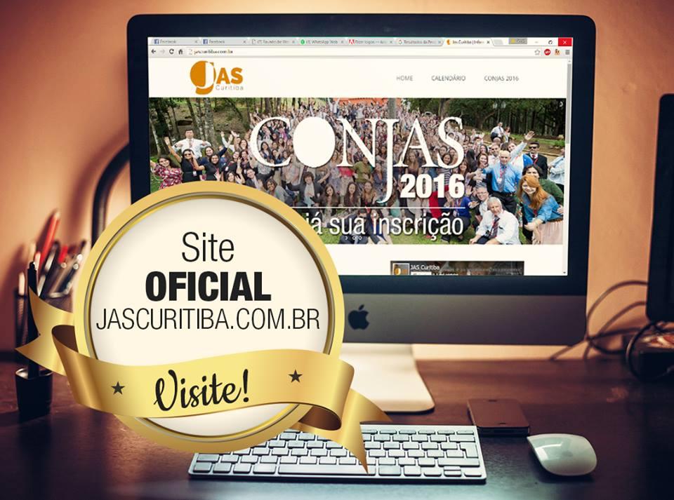 Comitê Regional do JAS de Curitiba Lança Site