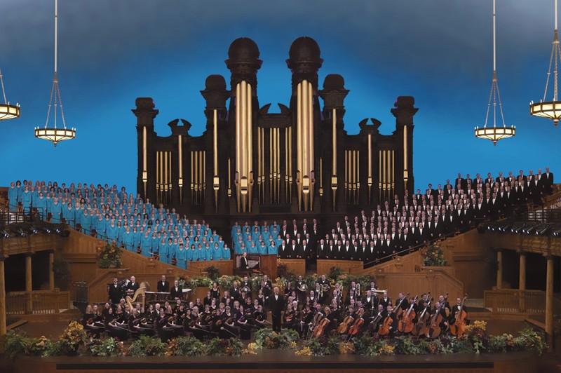 Venda de Ingressos para Turnê Européia Do Coro do Tabernáculo Mórmon já começou